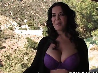Chyna In Backdoor To Chyna - Part 1