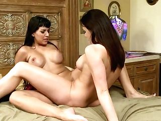 Big Jugged Lesbo Chanel Preston Is Ready For Some Good G/g Fuck-a-thon