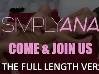 Simplyanal - Crimson Carpet Buttfuck